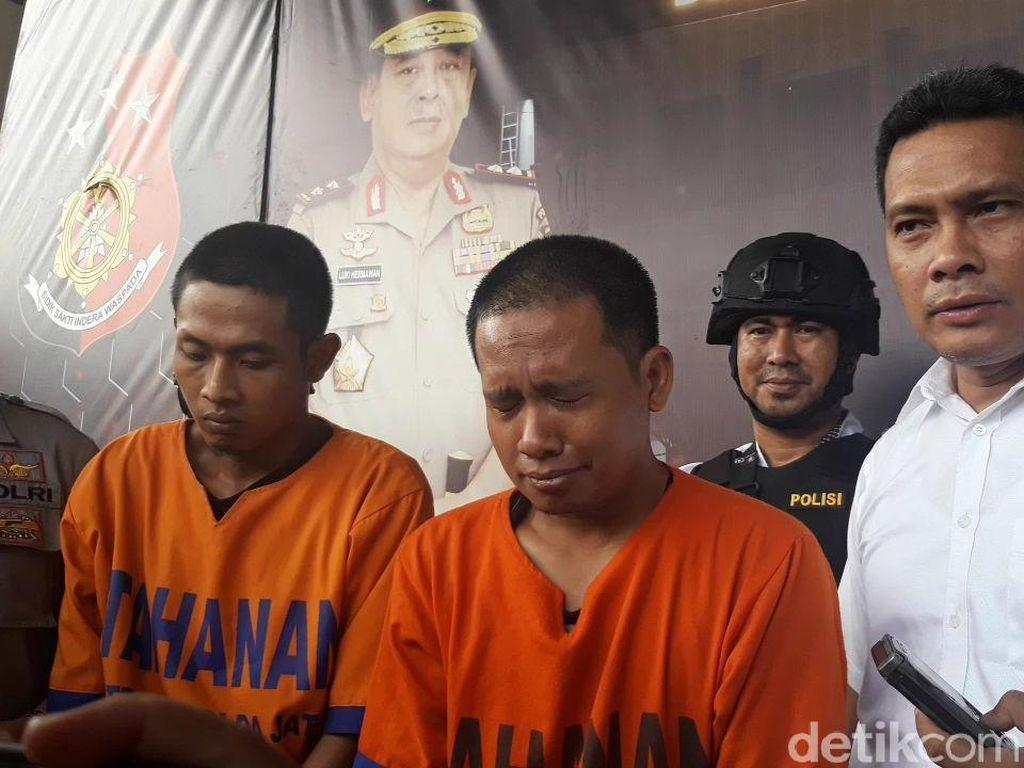 Berkas P21, Pelaku Pemutilasi Mayat dalam Koper Dikirim ke Kejari Kediri