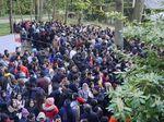 WNI di Den Haag Antre di TPS, Jumlah Pemilih Naik Drastis