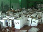 680 Kotak Suara Rusak Terendam Lumpur, KPU Bogor Keluarkan Cadangan