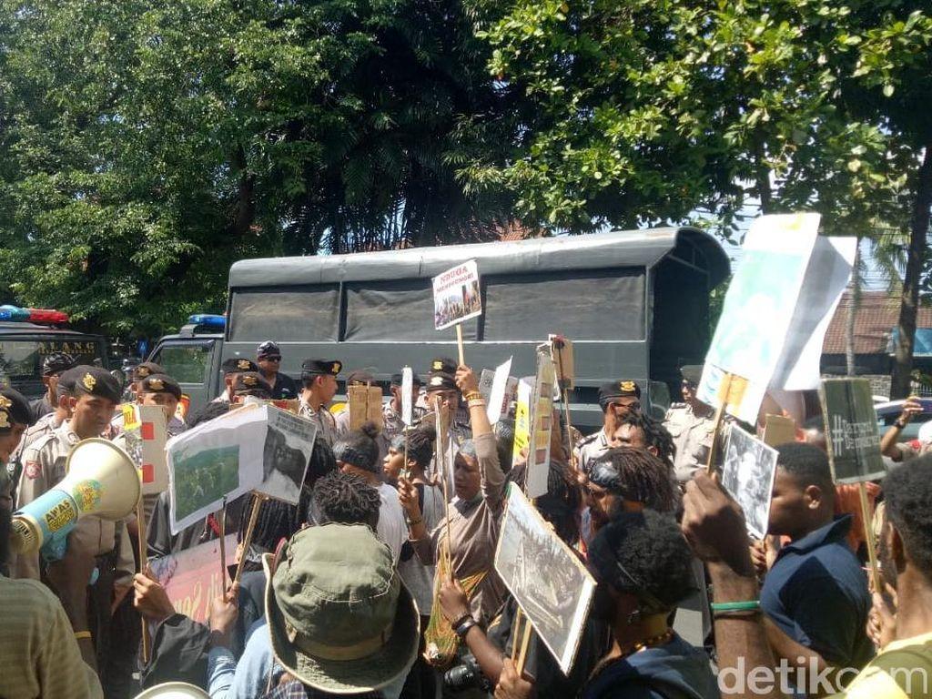 Diprotes Karena Amankan Pendemo Tolak Pilpres 2019, Ini Jawaban Polisi