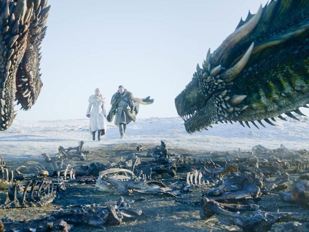 Intip Foto Final Season Episode Pertama Game of Thrones