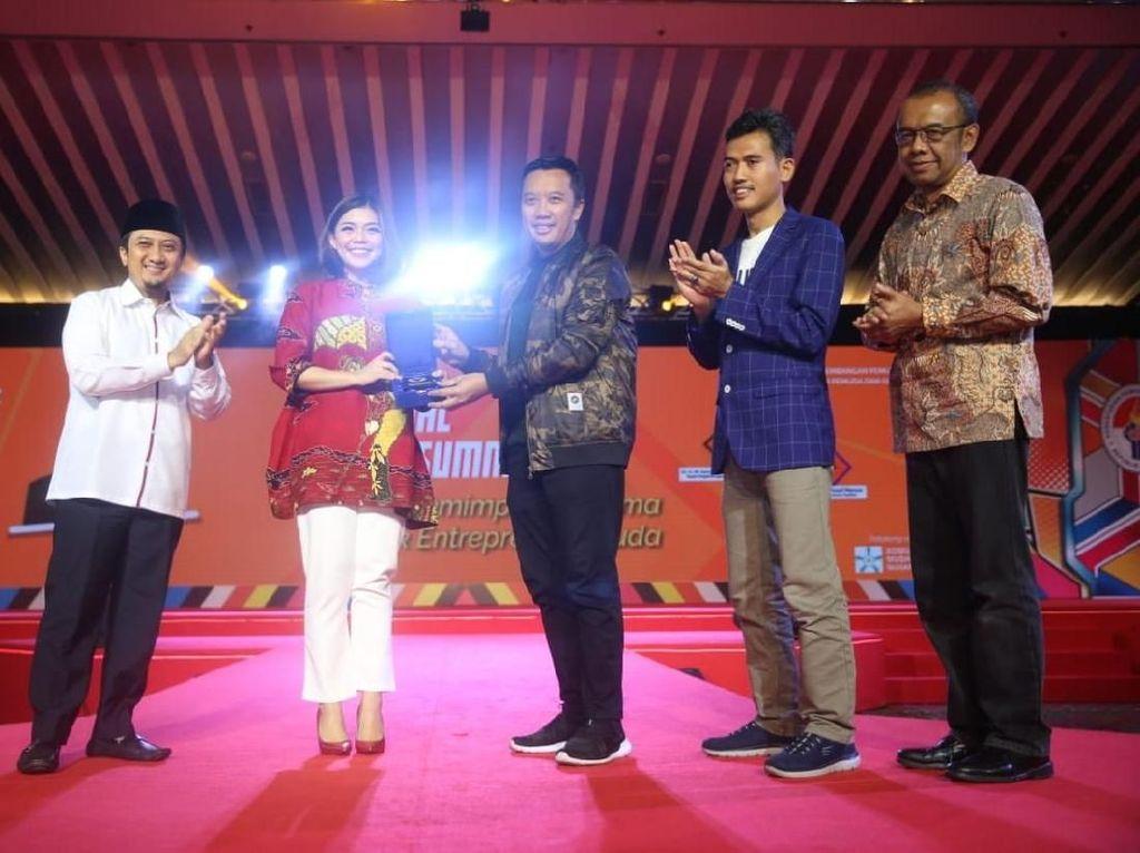 Menpora: Pemuda Harus Percaya Diri dan Optimis Indonesia Lebih Baik