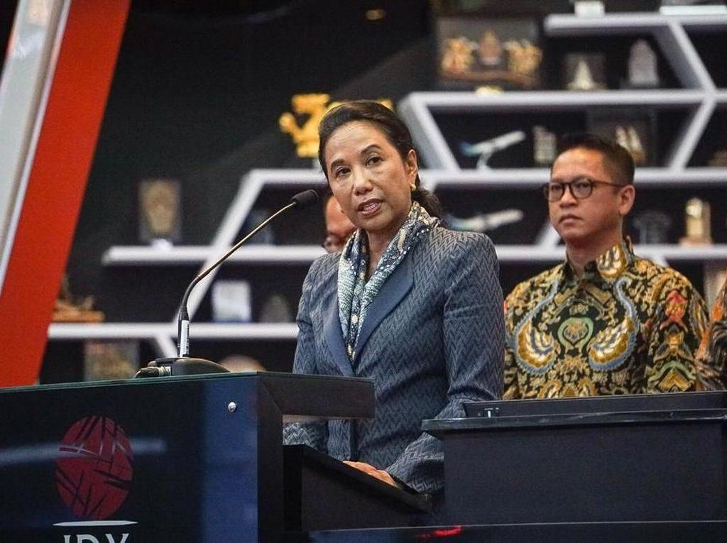 Rini: Kementerian BUMN akan Hilang Digantikan Super Holding