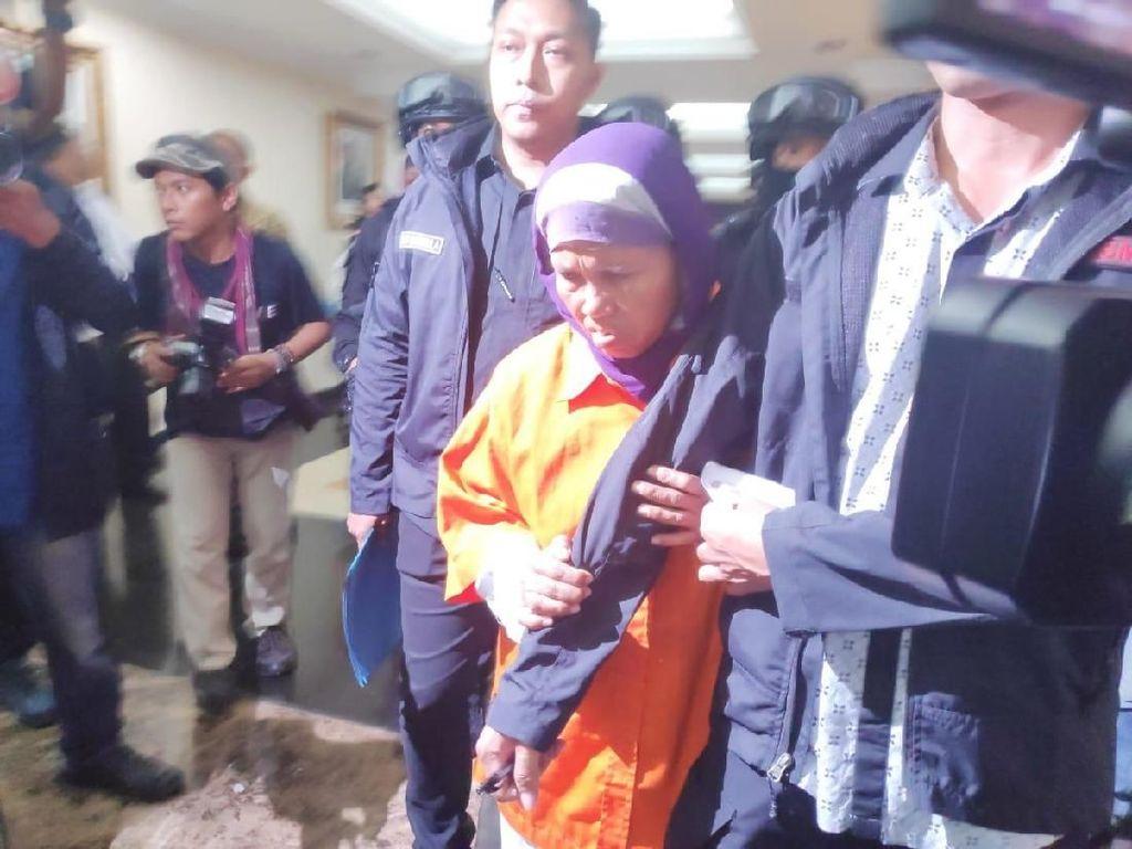 Polisi: Anggraeni Culik Balita di Masjid Bekasi untuk Mengemis