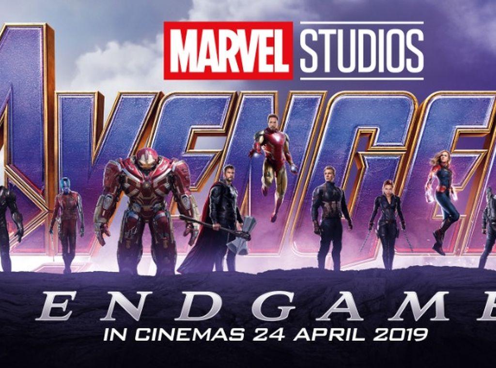 Kisah TV Kabel Tayangkan Film Avengers: Endgame Bajakan