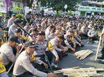 Polisi Bawa Pentung di TPS, Kapolres Ciamis: Lumpuhkan Pengacau!