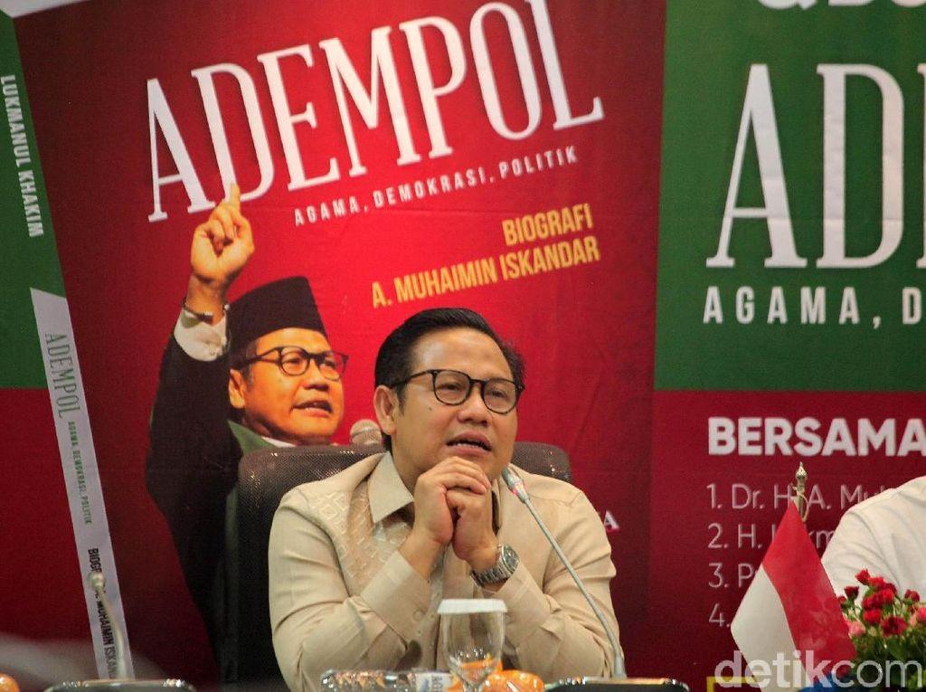 Cak Imin Tak Penuhi Panggilan Jadi Saksi di KPK