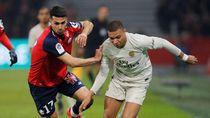 Lille Hancurkan PSG 5-1, Pesta Juara Mbappe Cs Tertunda
