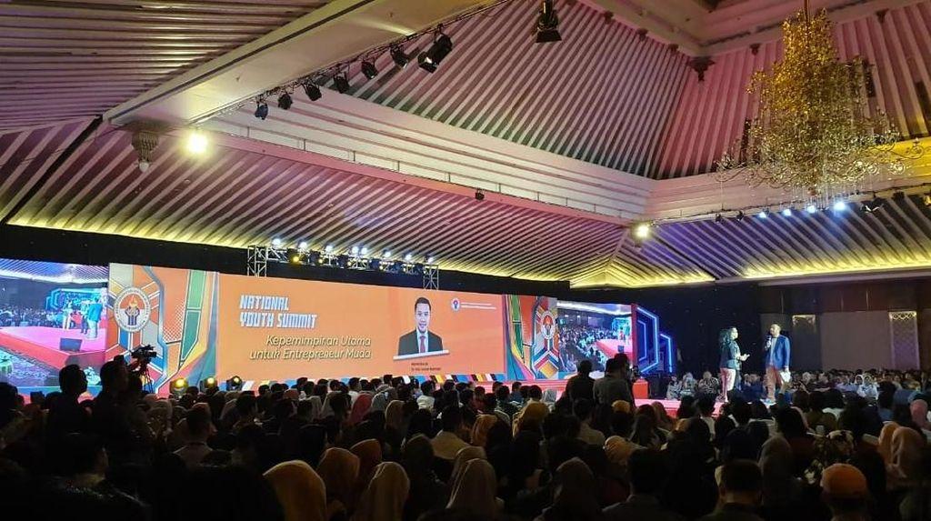 Youth Summit Kemenpora Diikuti Ribuan Pemuda
