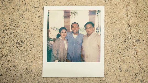 Manisnya Ucapan Ulang Tahun dari Prabowo Subianto untuk Titiek Soeharto