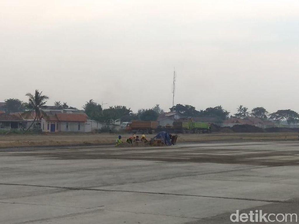 Mau Operasi Juni, Progres Runway 3 Bandara Soetta 52%