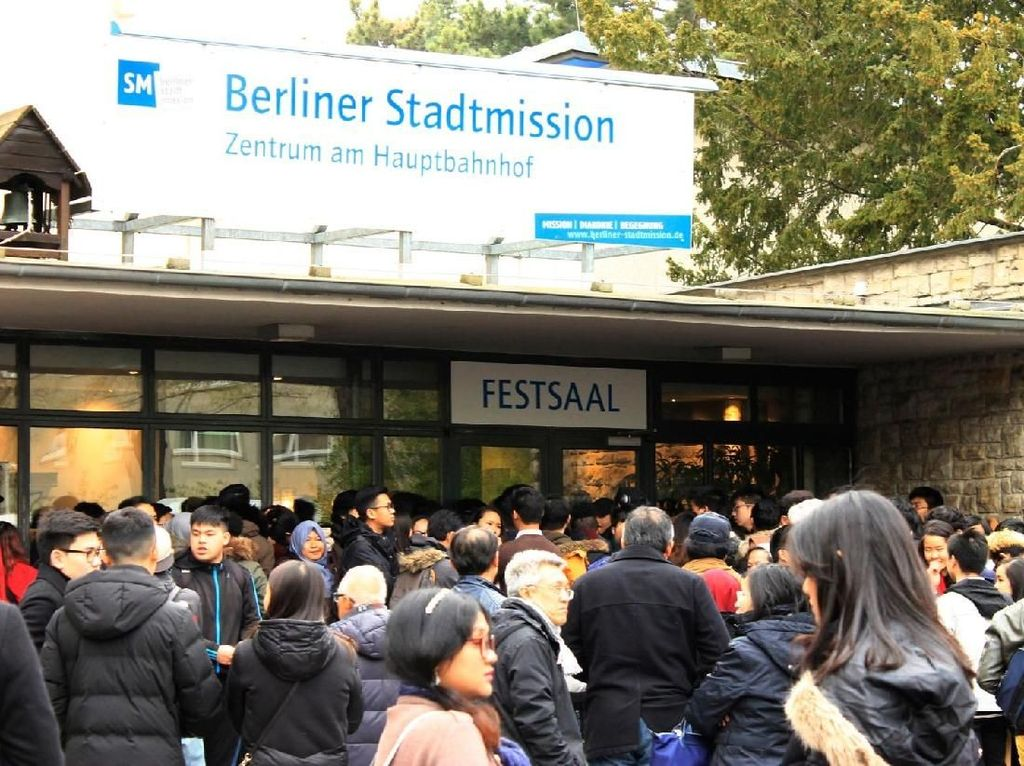 Pemilih Membludak, Partisipasi Pemilu RI di Berlin di Atas 90 Persen