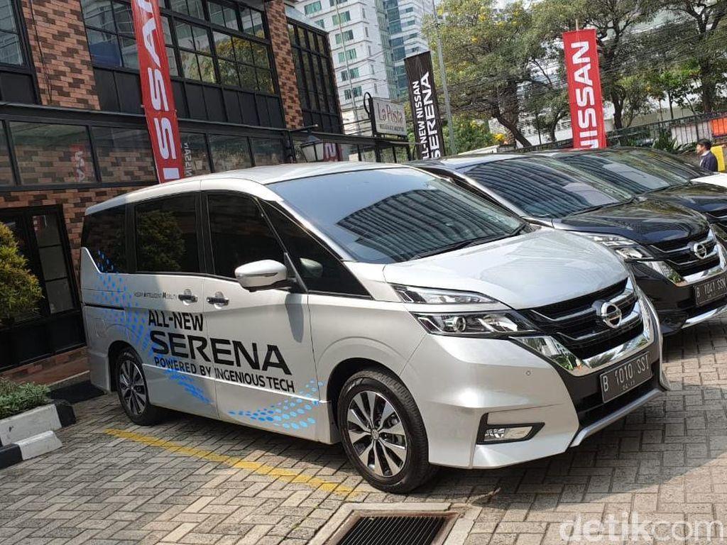 Mesin Nissan Serena Haram Minum Bensin Murah