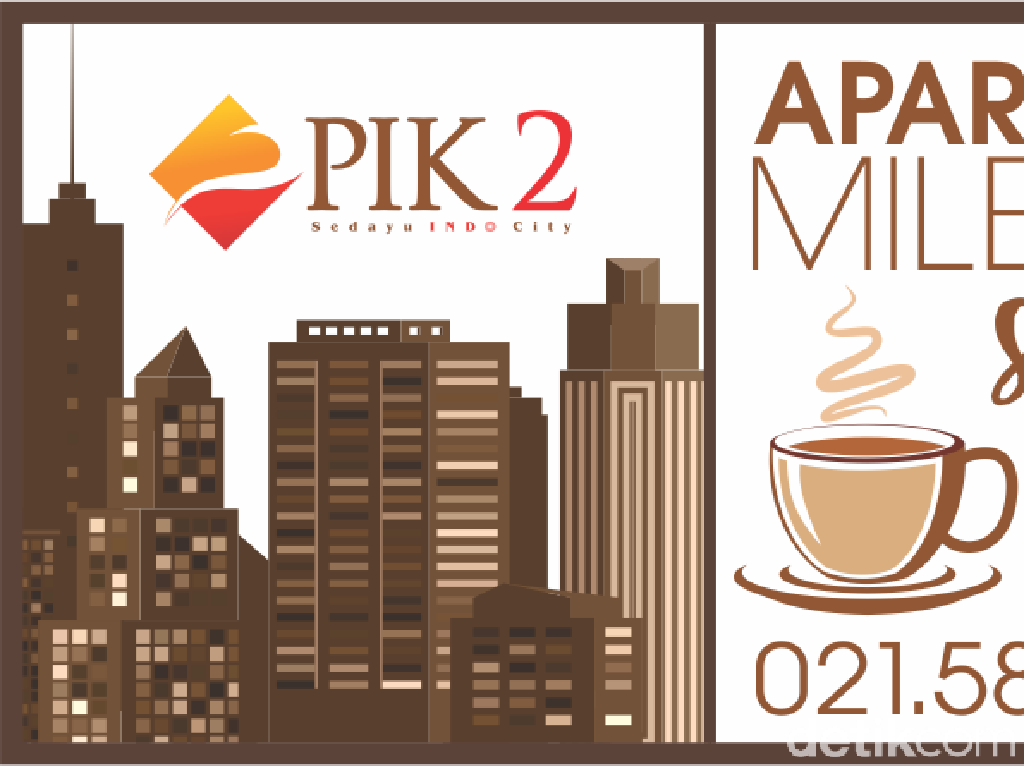 Sambut Milenial, PIK 2 Siapkan Beragam Fasilitas Menarik