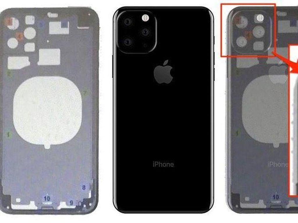Ada Rumor Desain iPhone XR Akan Berubah Total, Seperti Apa?