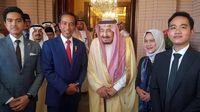Usai Jokowi Bertemu Raja Salman, Kuota Haji RI Tambah 10.000 Jemaah