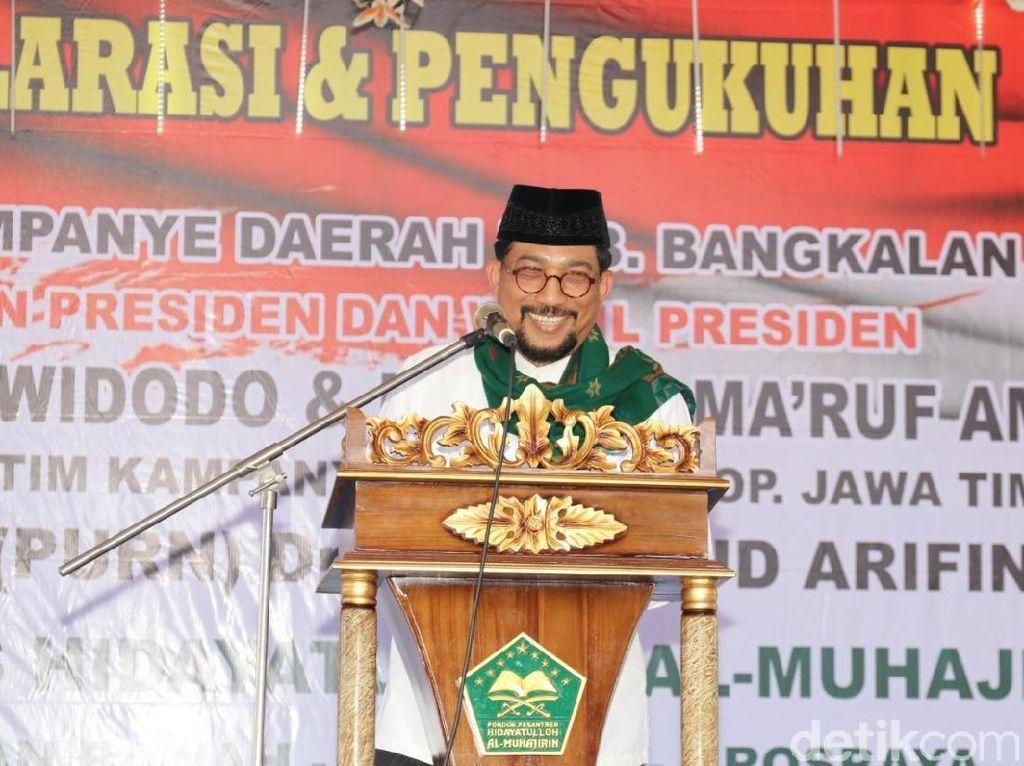 Pendukung Jokowi Diajak Tidak Terprovokasi People Power