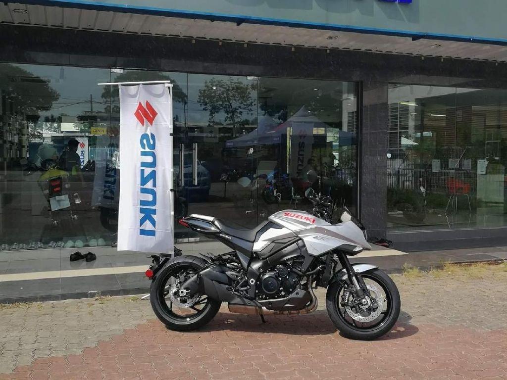 Suzuki Katana Sudah Mendarat di Malaysia