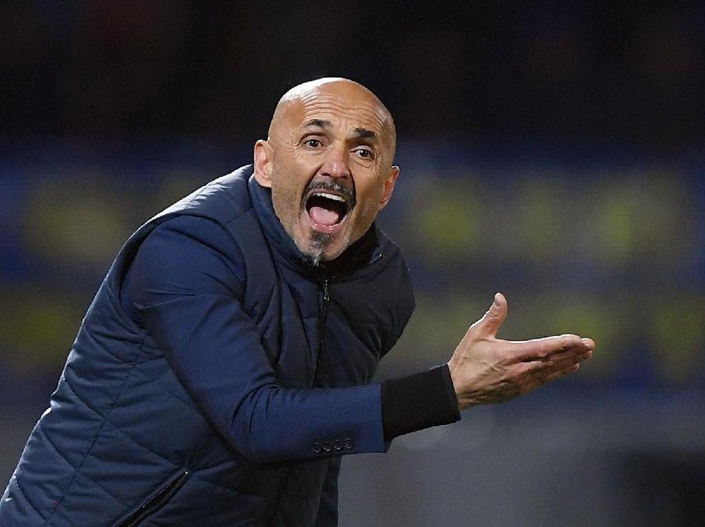 Spalletti : Inter Membuat Sulit Diri Mereka Sendiri