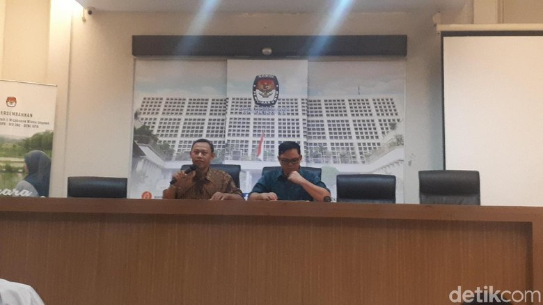 KPU Nyatakan 175 Juta DPT yang Dilaporkan Wajar dan Sesuai Aturan