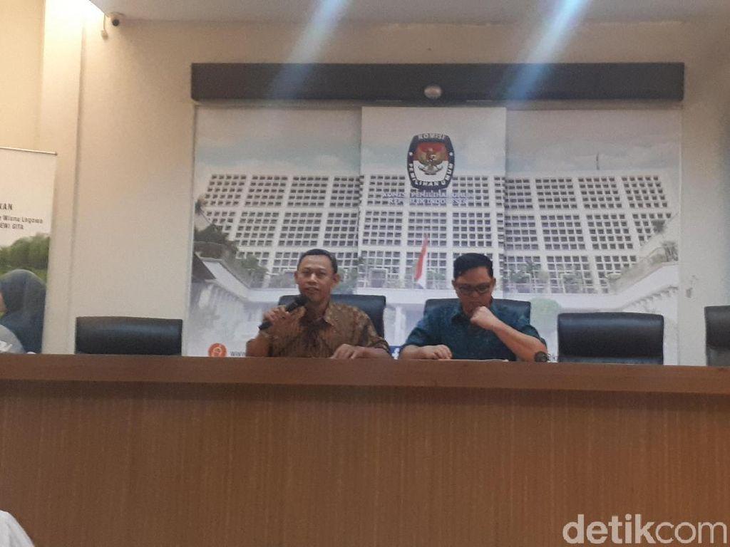 KPU Nyatakan 17,5 Juta DPT yang Dilaporkan Wajar dan Sesuai Aturan