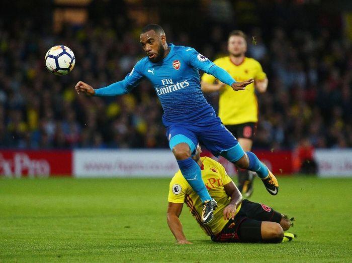 Arsenal dibayangi laju tandang buruk saat melawat ke markat Watford malam ini. (Foto: Charlie Crowhurst / Getty Images)