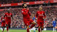Soal Golnya ke Chelsea, Salah: Pakai Feeling dan Keberuntungan Saja