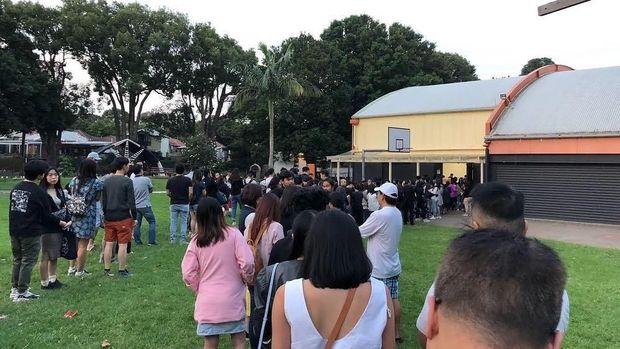 Suasana pemilu 2019 di Filipina
