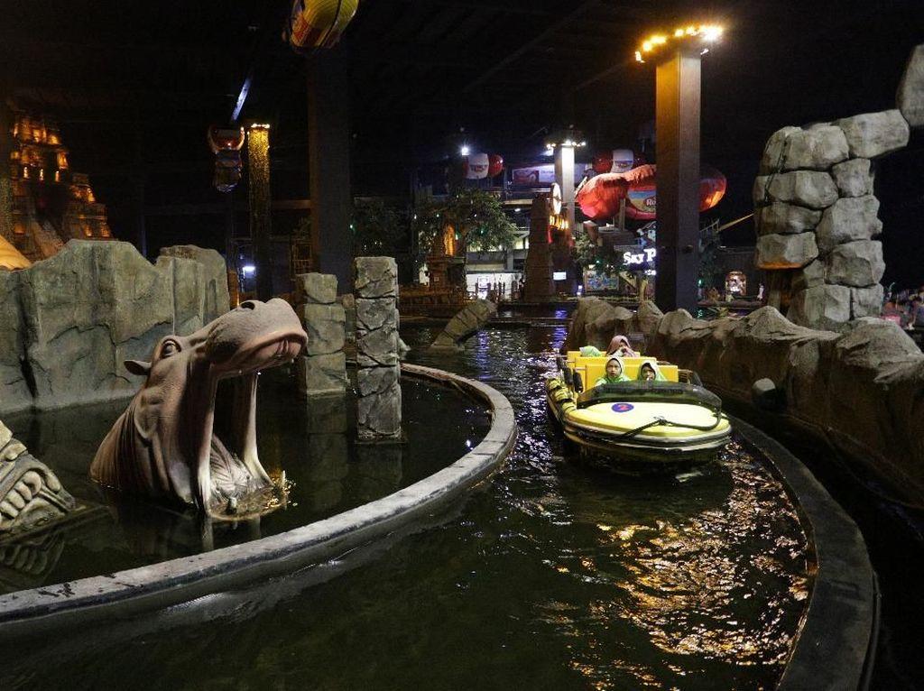 Foto: Destinasi Alternatif di Bandung Pengganti Tangkuban Perahu