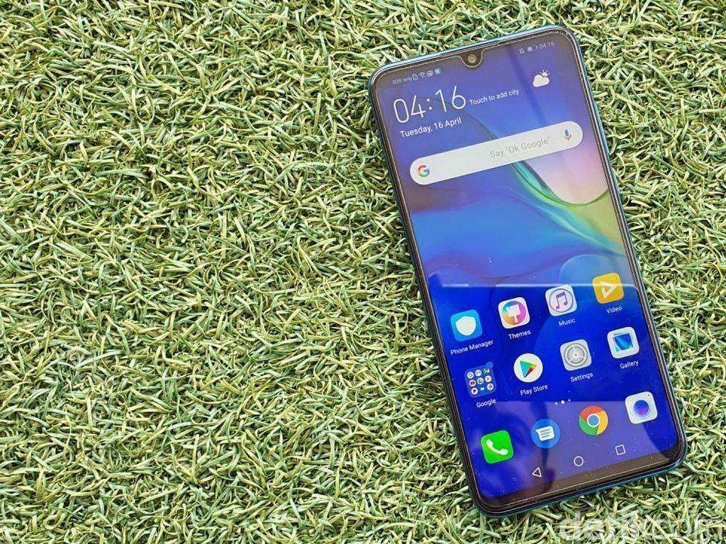 Huawei Masih Kebingungan soal Android