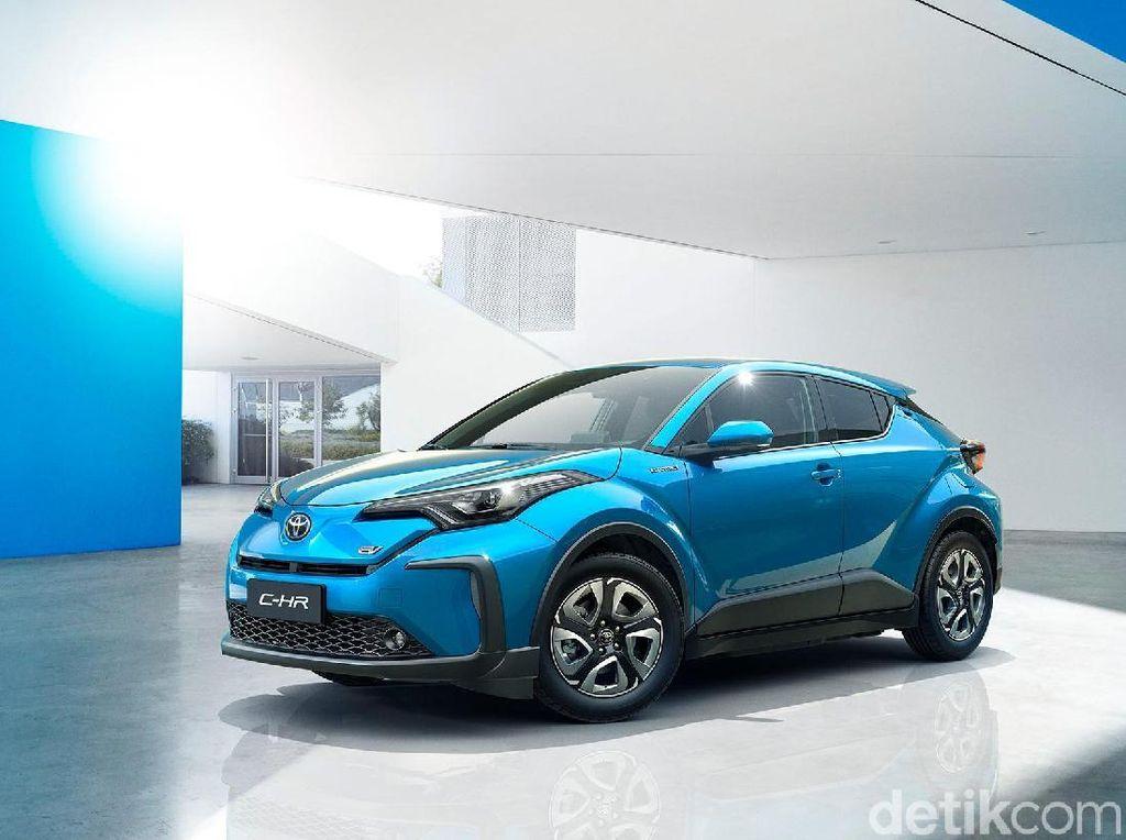 Toyota Belum Putuskan Kapan Mobil Listrik Masuk Indonesia