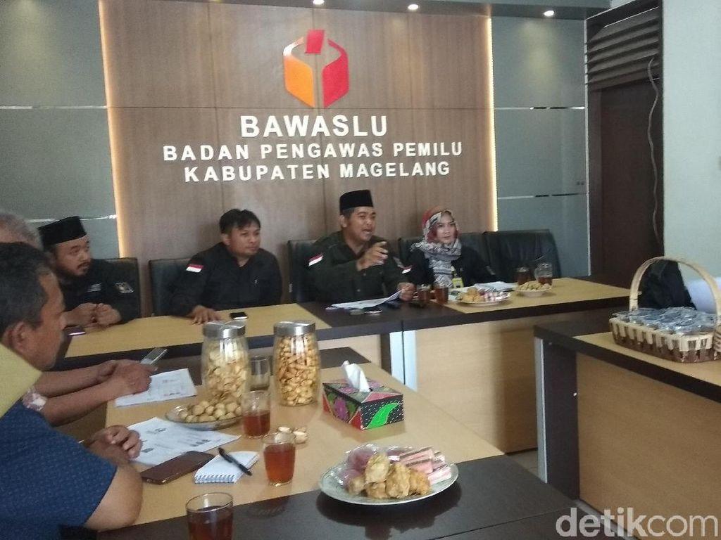 10 TPS Rawan Tak Netral di Magelang, KPU Lakukan Ini