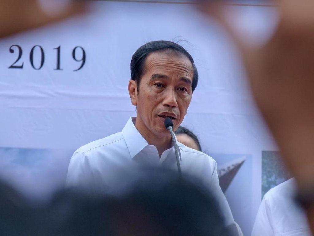 Jokowi Nyoblos di Gambir Besok, Setelah Itu Tidur Siang