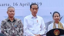 Buka Halal Park di GBK, Jokowi Target 5 Juta Wisatawan Halal Masuk RI