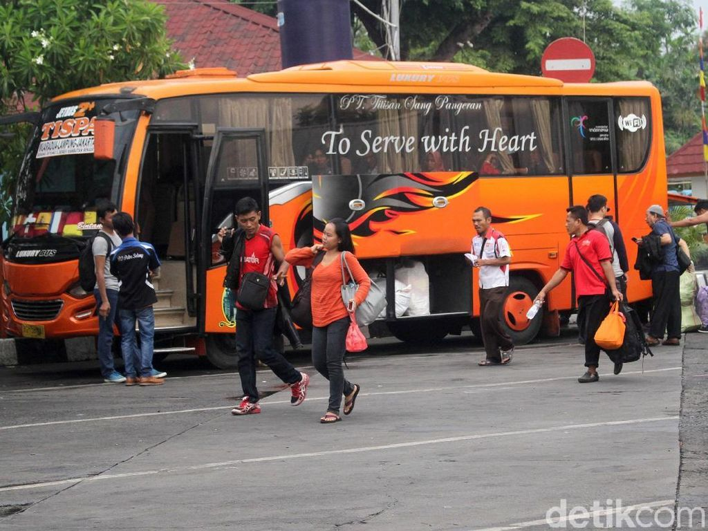 Terminal Bus Tipe A Akan Dapat Jatah Rp 10 Miliar untuk Permak Wajah