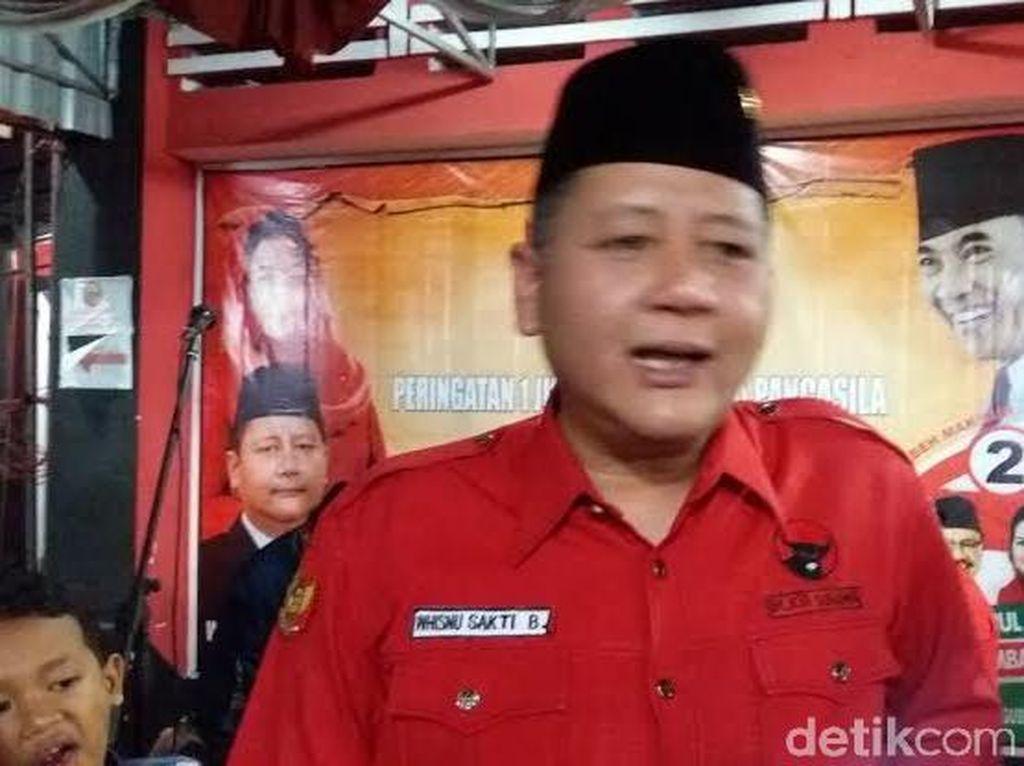 PDIP Surabaya Perintahkan Kader Jaga Kotak Suara di Tiap Kecamatan