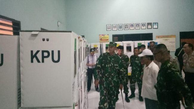 Berita Amankan Pemilu di NTB, Korem 162/WB Kerahkan 4.399 Personel Senin 17 Juni 2019