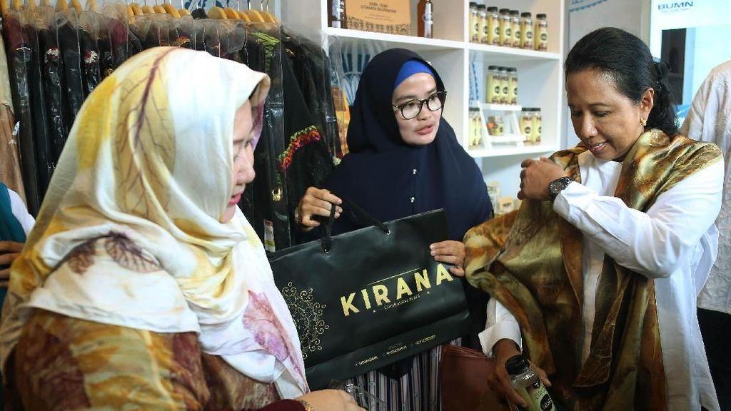 Ragam Produk Unggulan di Halal Park GBK