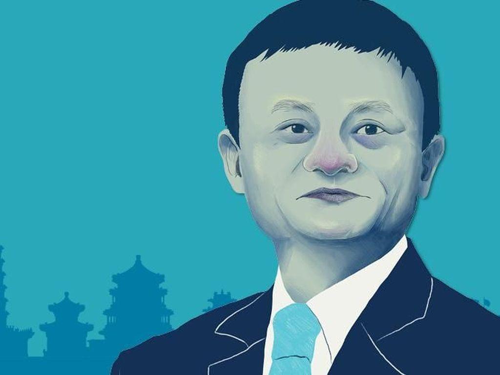 Perjalanan Karir Jack Ma si Bos Alibaba