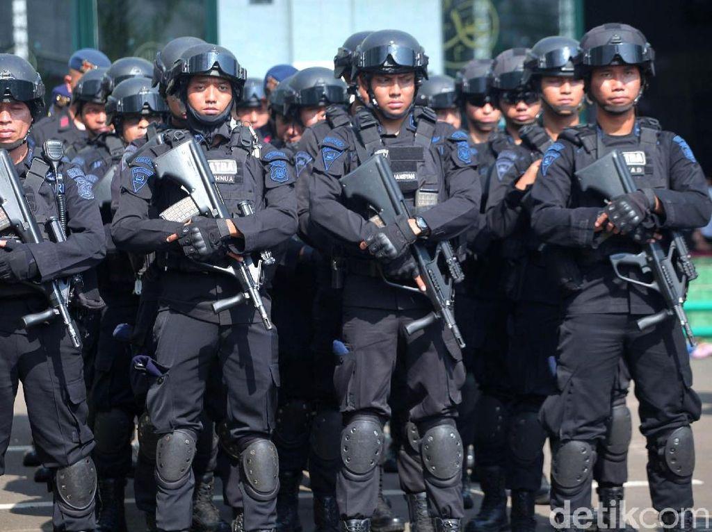 5.500 Personel Gabungan Amankan Paskah di Gereja di DKI Jakarta