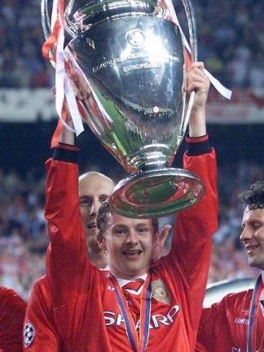 Solskjaer mengantar Manchester United memenangi Liga Champions di tahun 1999