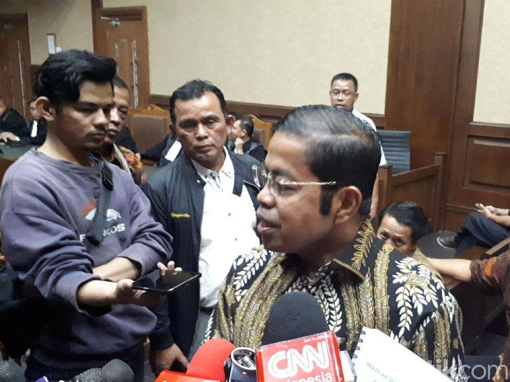 Video: Hakim Tunda Sidang Vonis Idrus Marham karena Mau Nyoblos
