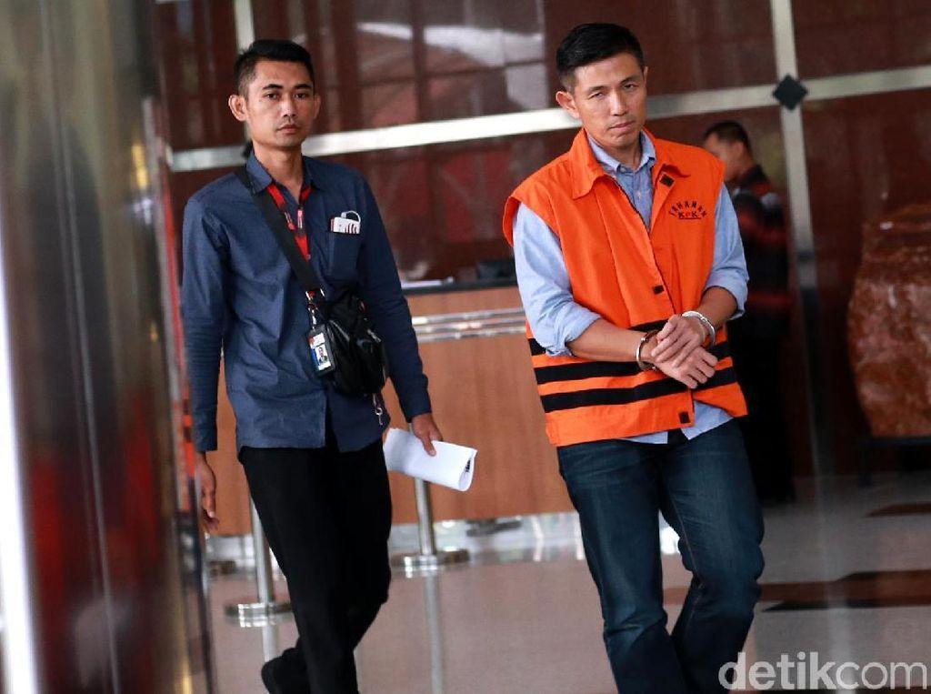 Bos Tjokro Group Kembali Diperiksa KPK Soal Suap Krakatau Steel