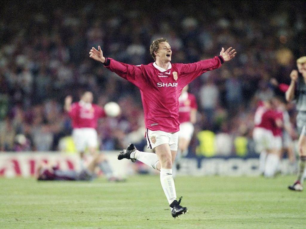 Solskjaer dan Keajaiban Man United di Camp Nou 20 Tahun Lalu