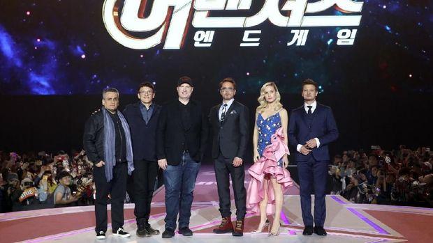 Cast Avengers Endgame