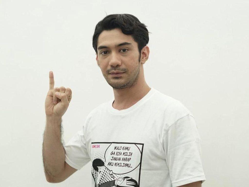 Reza Rahadian Bikin Petisi, Ajak Tak Golput di Pemilu Besok