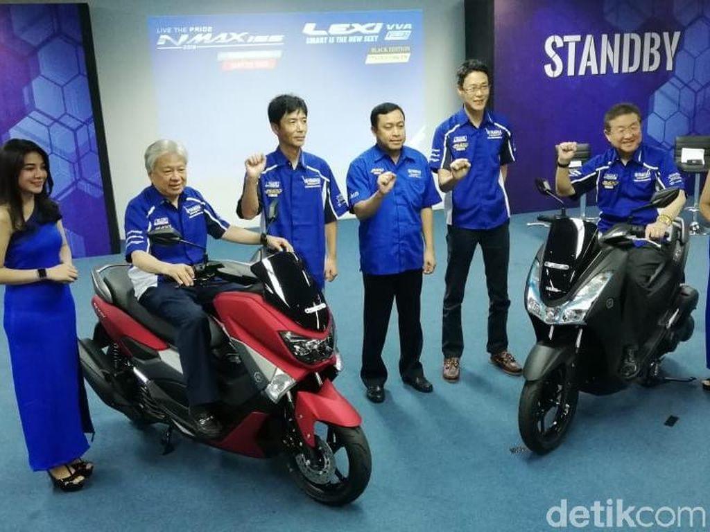 Dalam Waktu Dekat Yamaha Tidak Akan Keluarkan Model Baru Nmax