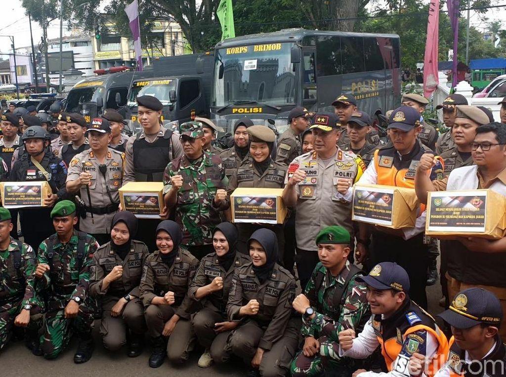 Wilayah Terdampak Bencana di Jabar Siap Laksanakan Pemilu