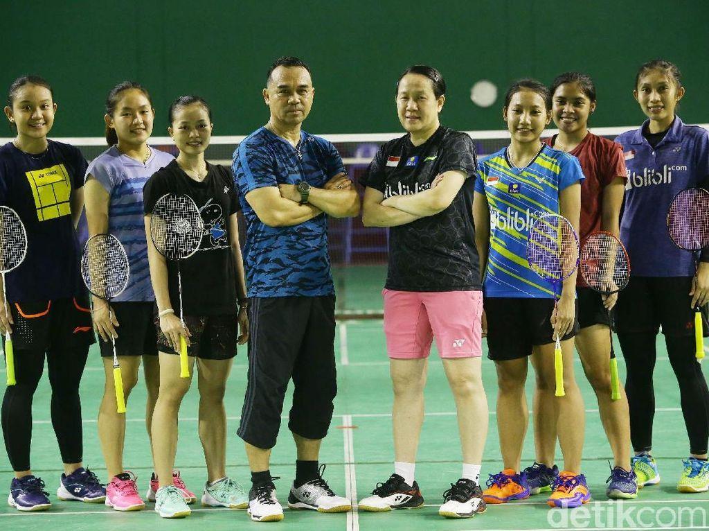 One on One detikSport dengan Rionny Mainaky Pelatih Tunggal Putri Pelatnas PBSI