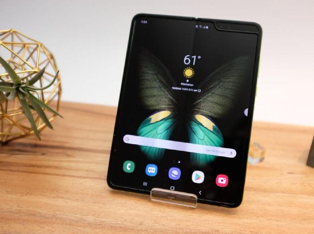 Samsung Galaxy Fold Dilaporkan Sudah Bebas dari Gangguan